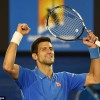 Djokovic Serves Up A Winning Dish